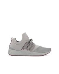 Chaussures de sport grises Arkk