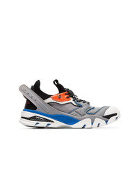 Chaussures de sport grises Calvin Klein 205W39nyc