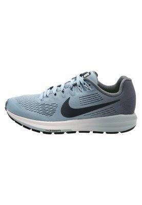 Chaussures de sport grises Nike