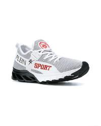 Chaussures de sport grises Plein Sport