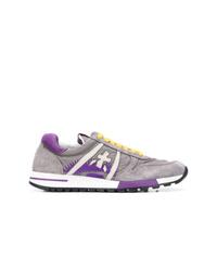 Chaussures de sport grises Premiata