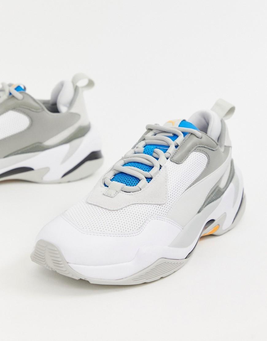 Chaussures de sport grises Puma