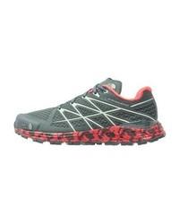 Chaussures de sport grises The North Face