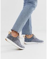 Chaussures de sport grises Toms