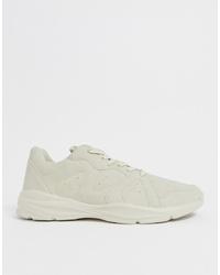 Chaussures de sport grises YOURTURN