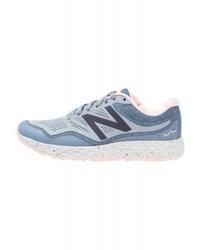 Chaussures de sport imprimées grises New Balance