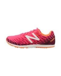 Chaussures de sport imprimées rouges New Balance