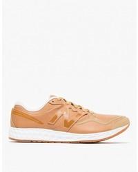 Chaussures de sport marron clair