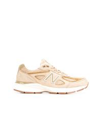 Chaussures de sport marron clair New Balance