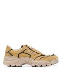 Chaussures de sport marron clair Rombaut
