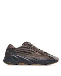 Chaussures de sport marron foncé adidas YEEZY