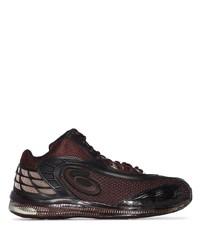 Chaussures de sport marron foncé Asics
