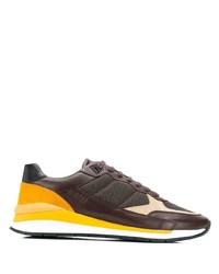 Chaussures de sport marron foncé BOSS HUGO BOSS