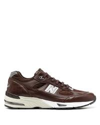 Chaussures de sport marron foncé New Balance