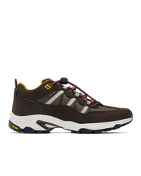 Chaussures de sport marron foncé Ps By Paul Smith