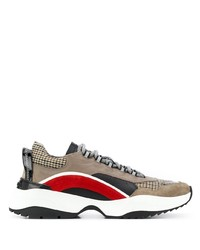 Chaussures de sport marron DSQUARED2