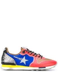 Chaussures de sport multicolores