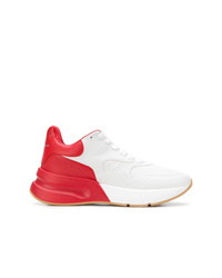 Chaussures de sport multicolores Alexander McQueen