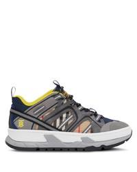 Chaussures de sport multicolores Burberry