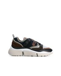 Chaussures de sport multicolores Chloé