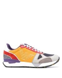 Chaussures de sport multicolores Emporio Armani