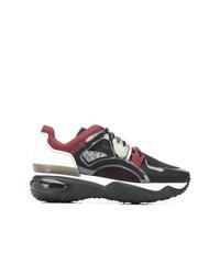 Chaussures de sport multicolores Fendi