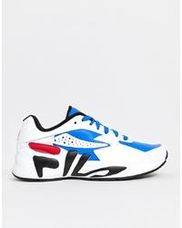 Chaussures de sport multicolores Fila