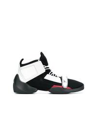 Chaussures de sport multicolores Giuseppe Zanotti Design