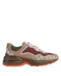 Chaussures de sport multicolores Gucci