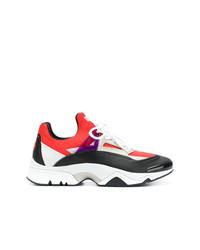 Chaussures de sport multicolores Kenzo