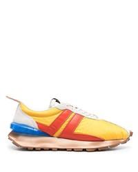 Chaussures de sport multicolores Lanvin