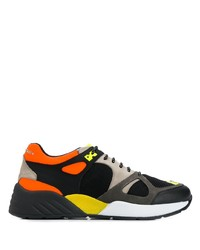 Chaussures de sport multicolores Philipp Plein