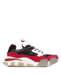 Chaussures de sport multicolores Salvatore Ferragamo