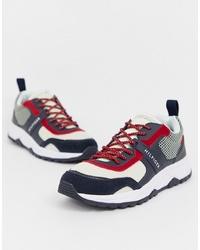 Chaussures de sport multicolores Tommy Hilfiger