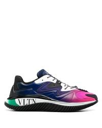 Chaussures de sport multicolores Valentino