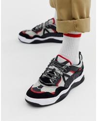 Chaussures de sport multicolores Vans