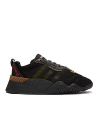 Chaussures de sport noires Adidas Originals By Alexander Wang
