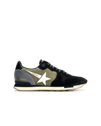 Chaussures de sport noires Golden Goose Deluxe Brand