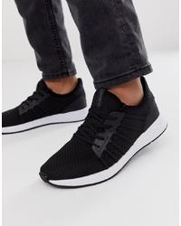 Chaussures de sport noires Jack & Jones