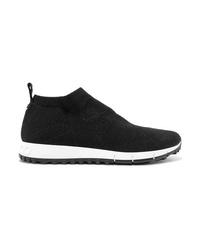Chaussures de sport noires Jimmy Choo
