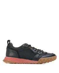 Chaussures de sport noires Lanvin