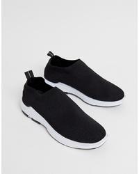 Chaussures de sport noires LOYALTY & FAITH