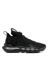 Chaussures de sport noires Neil Barrett