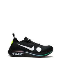 Chaussures de sport noires Off-White