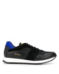 Chaussures de sport noires Paul Smith
