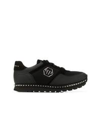 Chaussures de sport noires Philipp Plein