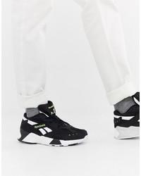 Chaussures de sport noires Reebok