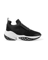 Chaussures de sport noires Roger Vivier