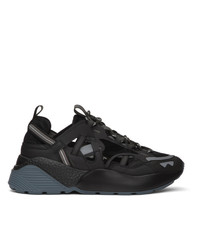 Chaussures de sport noires Stella McCartney