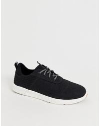 Chaussures de sport noires Toms